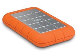 LACIE 1TB HDD Rugged tripple - USB 3.0
