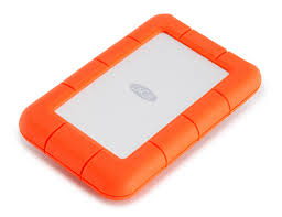 LACIE 500GB HDD Rugged mini - USB 3.0