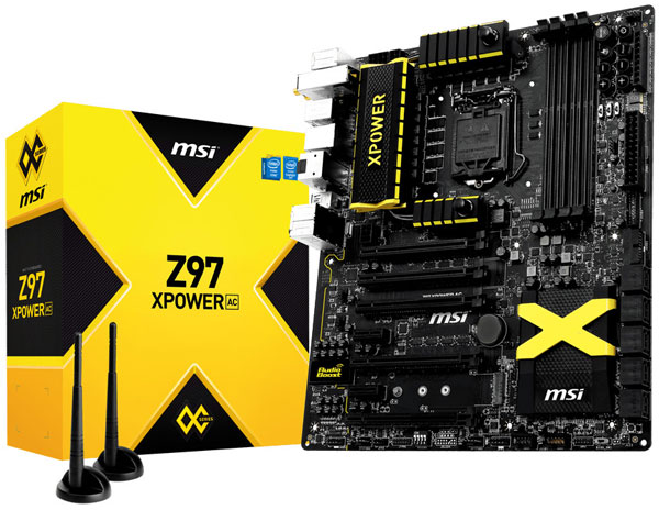 MAINBOARD MSI X99A XPOWER AC