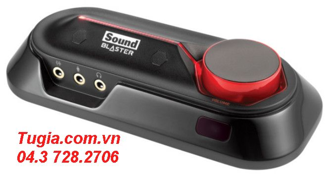 Cạc Sound Blaster Omni Surround 5.1USB