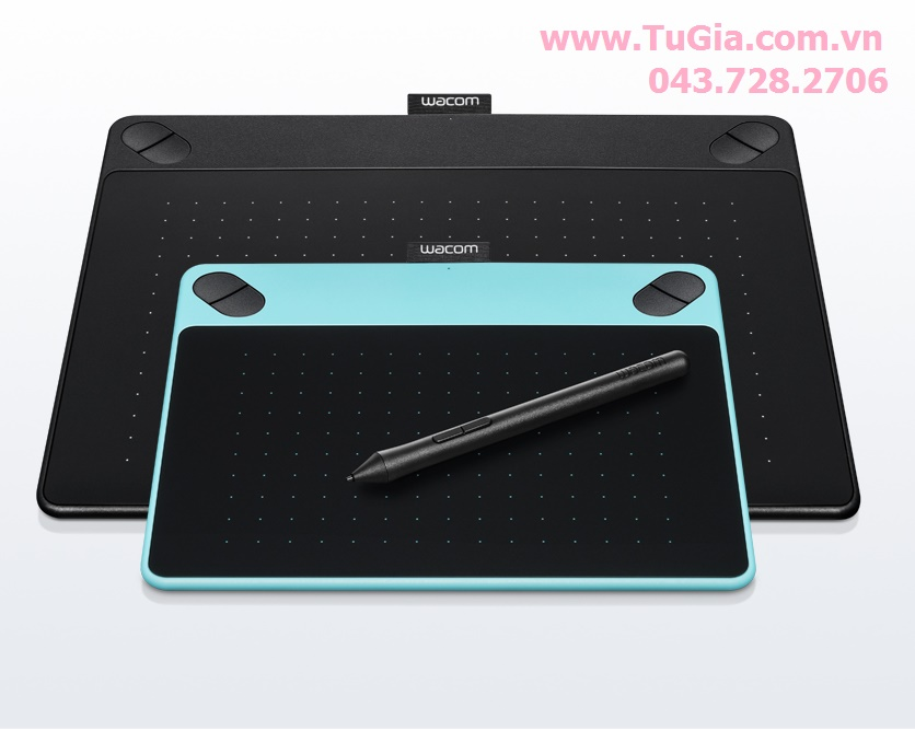 Bảng vẽ Wacom Intuos Pen & Touch Medium CTH-69