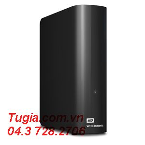 HDD WD Elements - 3TB 3.5'' USB 3.0 (Desktop Drives)