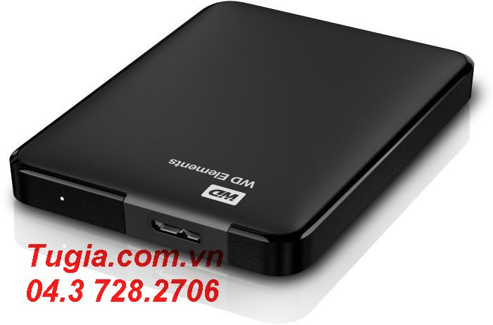 HDD WD Elements - 500GB - 2.5'' USB 3.0 (Portable Drives)