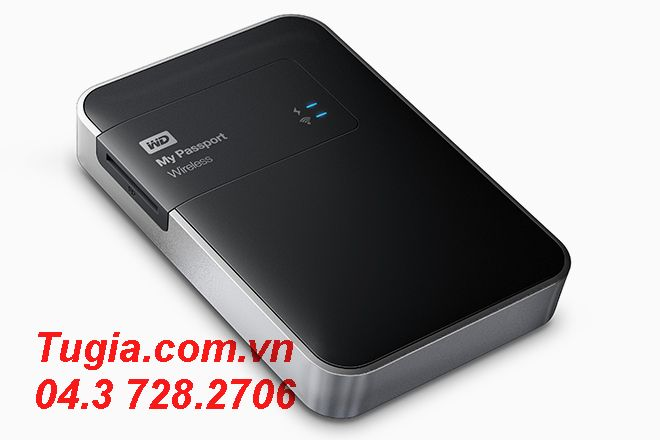 HDD WD My Passport Wireless 500TB - 2.5'' (Portable Drives)