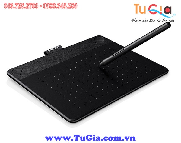 Bảng vẽ Wacom Intuos Pen & Touch Small CTH-490 Photo [NEW model]