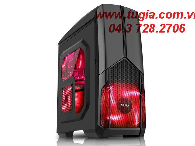 Vỏ Case SAMA SA-06 Black