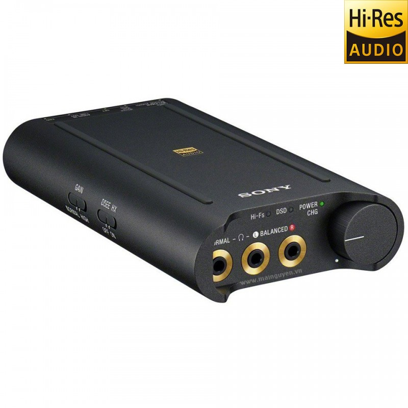 SONY Portable Headphone Amplifier PHA-3