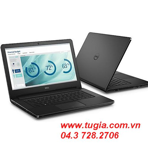 Laptop Dell Inspiron N3558B P47F001-TI34500W8.1