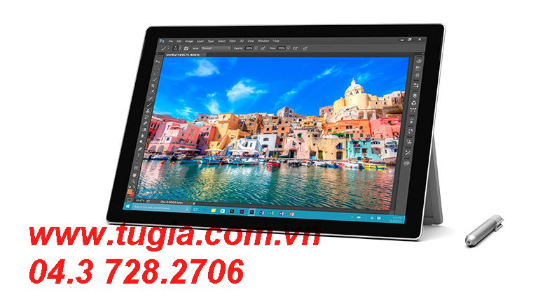 Microsoft Surface Pro 4 Intel Core i5 128GB - 4GB RAM