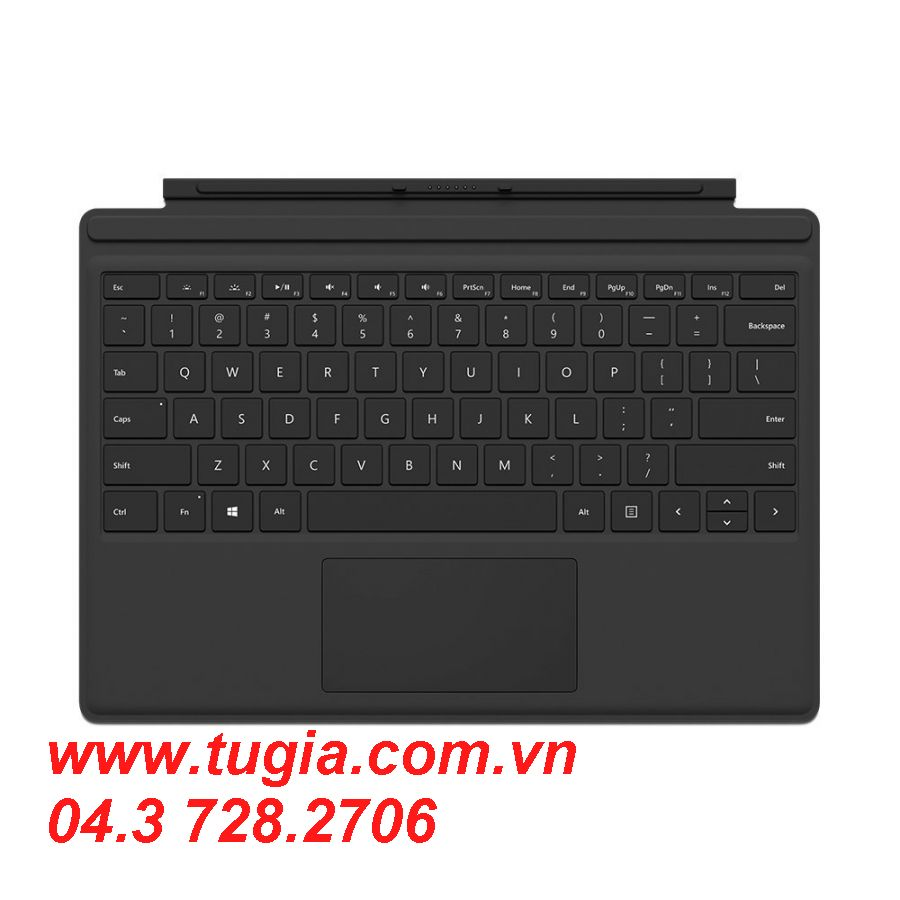 Microsoft Surface Pro 4 Type Cover (Black)