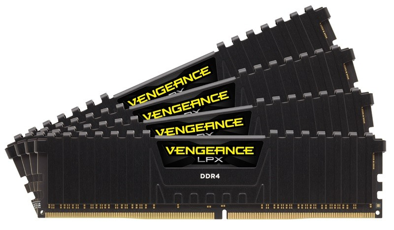 Ram Corsair DDR4 (4 X 4GB) 16G bus 2800 - CMK16GX4
