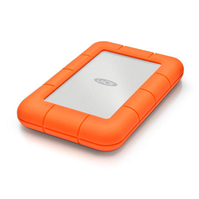LACIE 2TB HDD Rugged mini