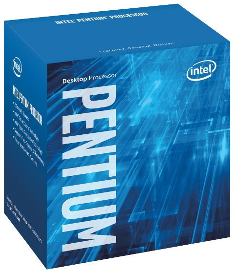 CPU Intel Pentium G4500 3.5G / 3MB / HD Graphics 5