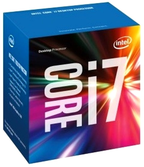 CPU Intel Core i7 6700K 4.0 GHz / 8MB / HD 530 Graphics / Socket 1151 (Skylake) - Chưa kèm quạt