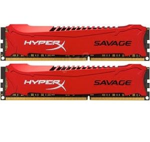 Ram Kingston 8GB 1600MHz DDR3 Non-ECC CL9 DIMM (Kit of 2) XMP HyperX Savage