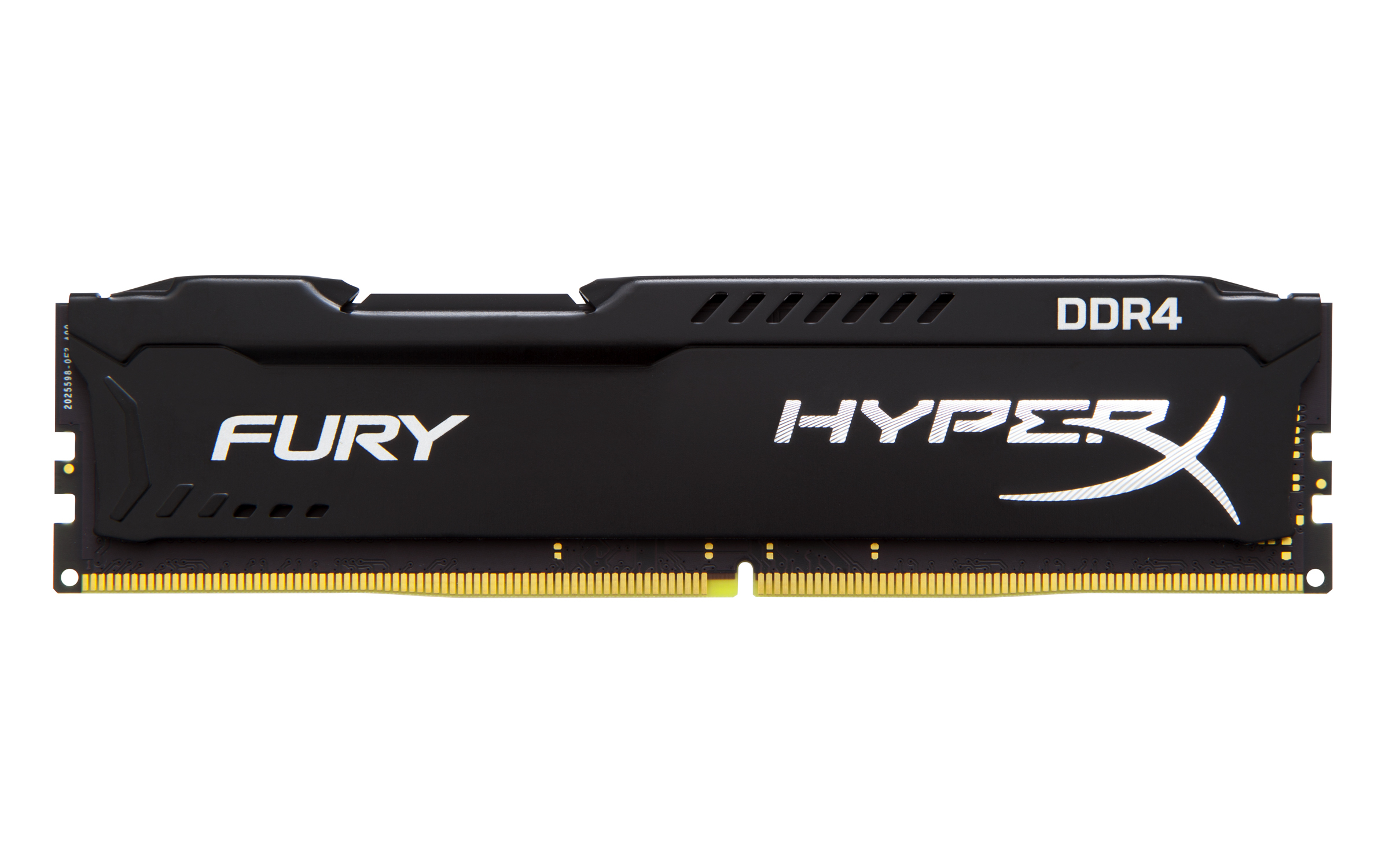 Ram Kingston 8GB 2666Mhz DDR4 CL15 DIMM Fury HyperX Black