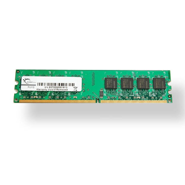 RAM GSkill DDR2 2GB bus 800 F2-6400CL5S-2GBNT