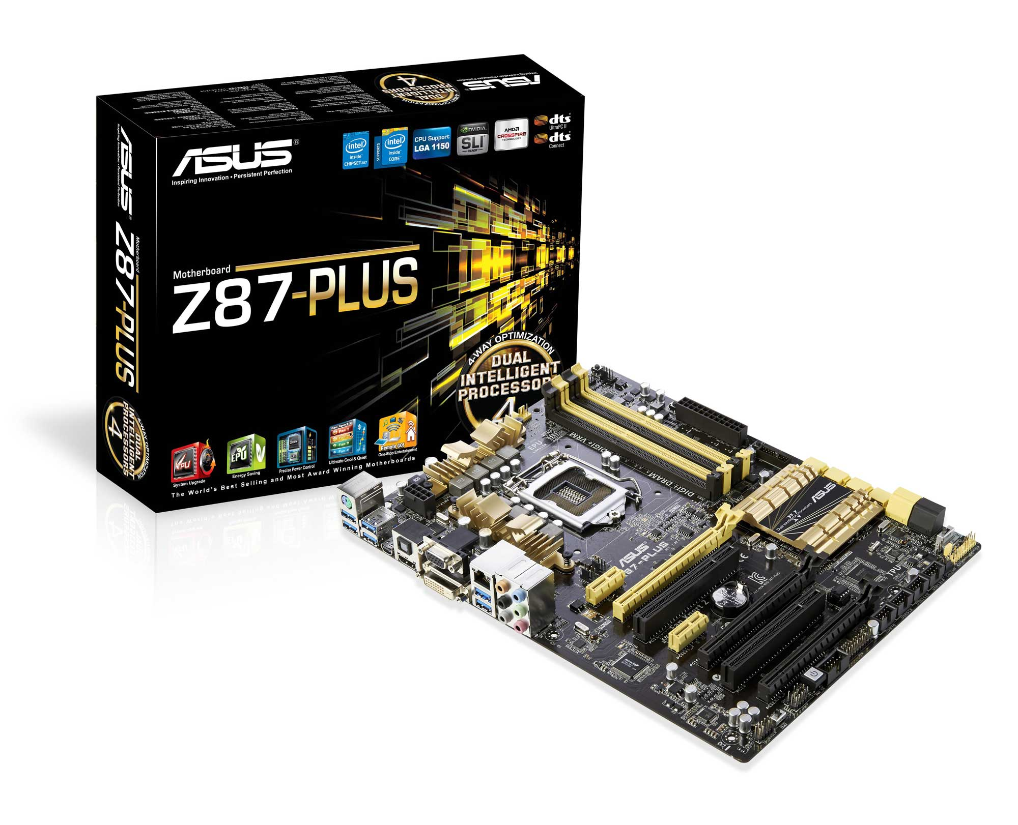 Mainboard ASUS Z87-PLUS