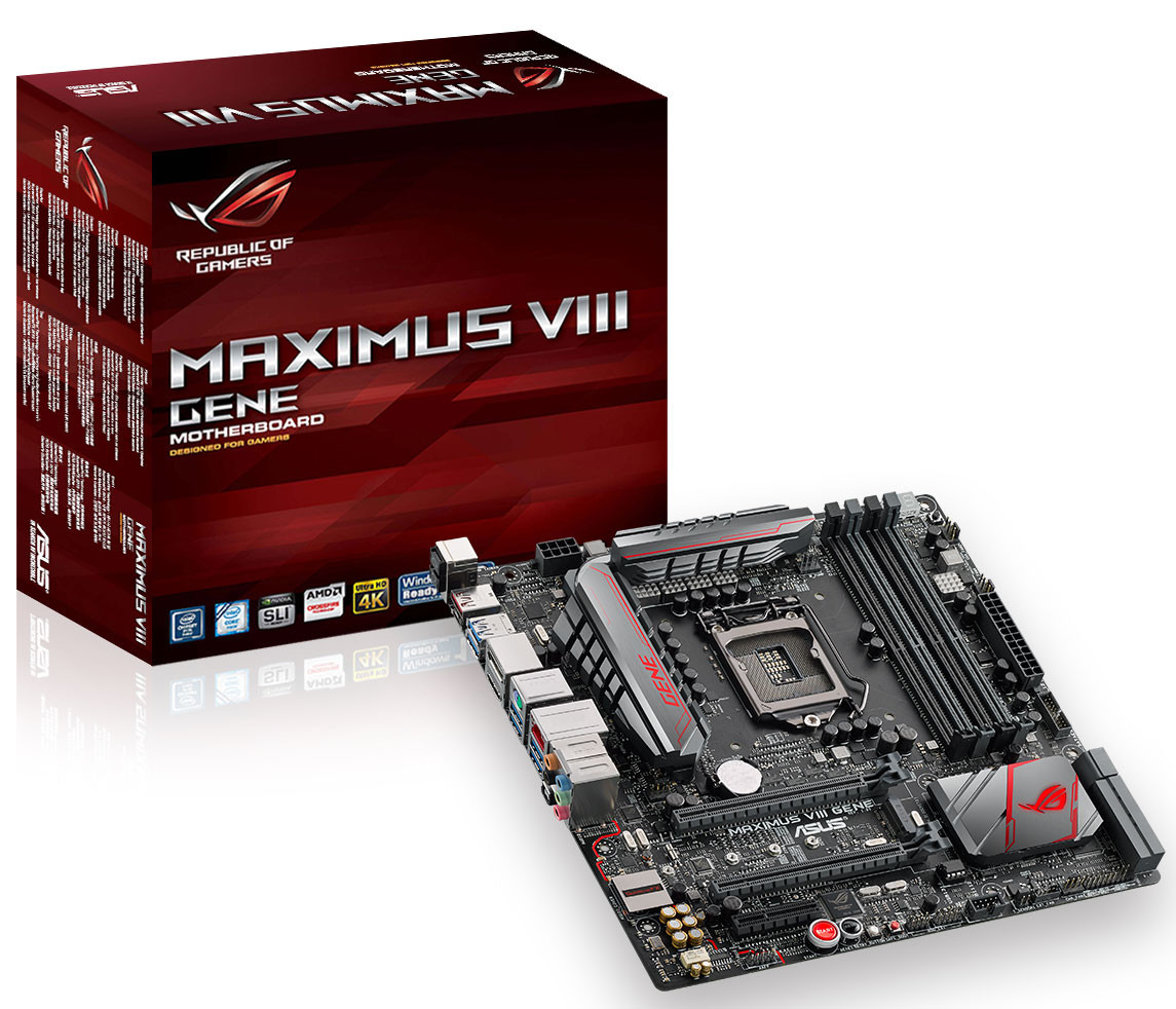 Mainboard ASUS Maximus VIII Hero