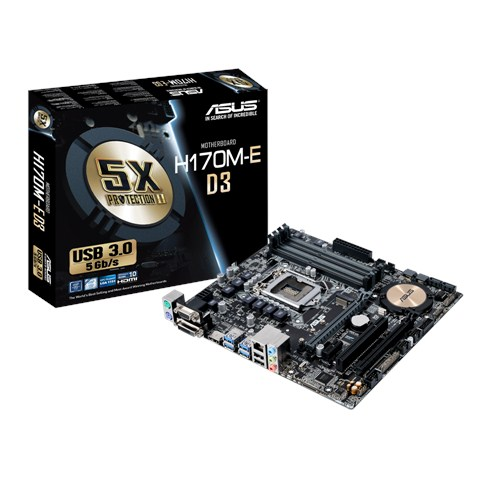 Mainboard ASUS H170-E D3