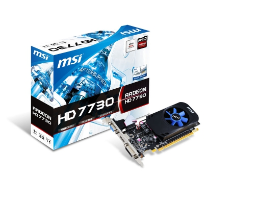 VGA MSI R7730-1GD3-LP