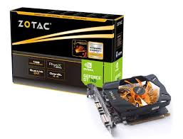 VGA ZOTAC GT740 Synergy Edition 1GB DDR5 128bit