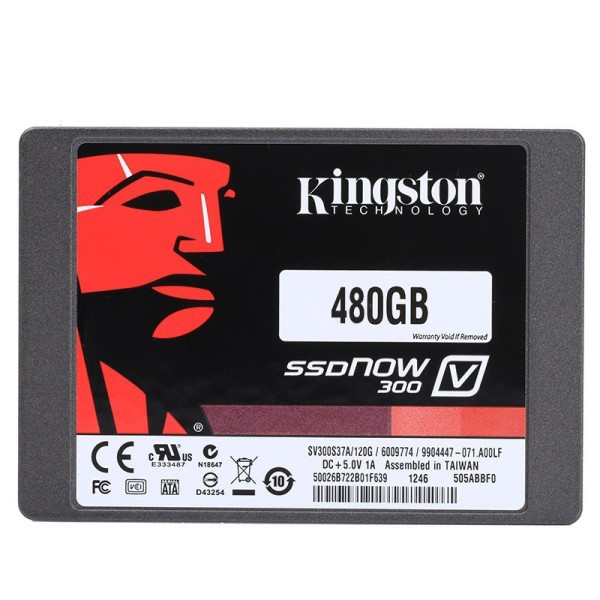 Ổ cứng SSD Kingston SV300 480G