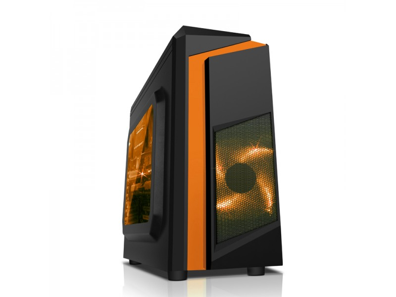 Vỏ Case SAMA E-Sport F2 Black - Orange