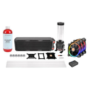 Combo LCS Thermaltake Kit1 Riing 12 LED