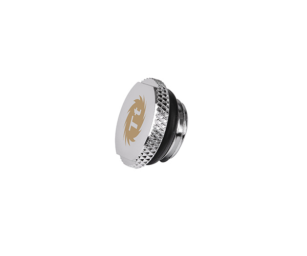 Fit stop Chrome Thermaltake Pacific G1/4 OD 16mm (CL-W035-CU00SL-A)