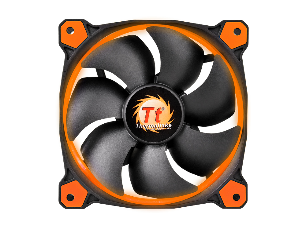 Quạt cho vỏ máy vi tính Thermaltake Riing 14 LED Red / Blue /Green / Orange / White (CL-F039-P