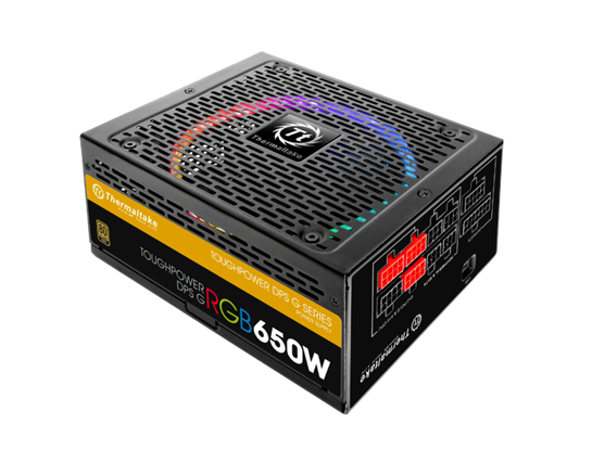 Nguồn Thermaltake Toughpower DPS G RGB 650W (TPG