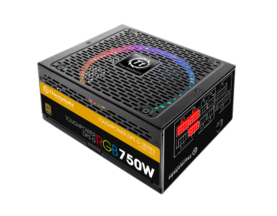 Nguồn Thermaltake Toughpower DPS G RGB 750W (TPG
