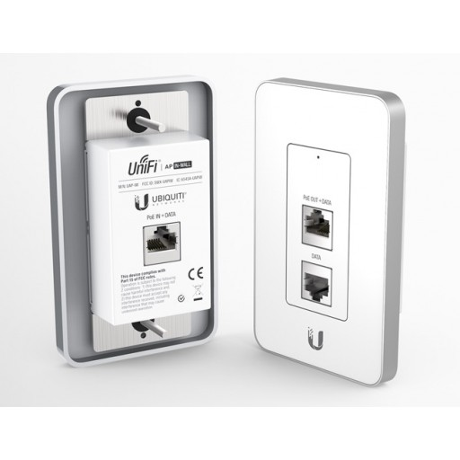UAP-IW US - Ubiquiti UniFi In-Wall 2.4GHz AP