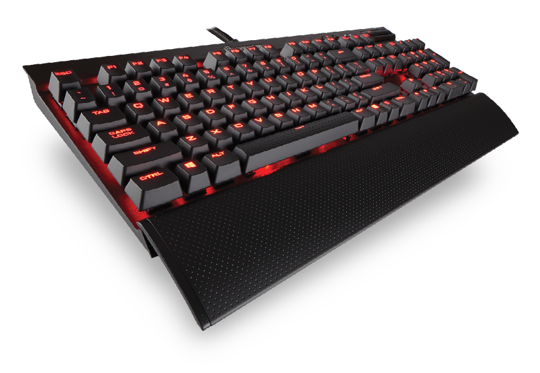 Bàn phím Corsair USB K70 LUX MX Red - New CH-910