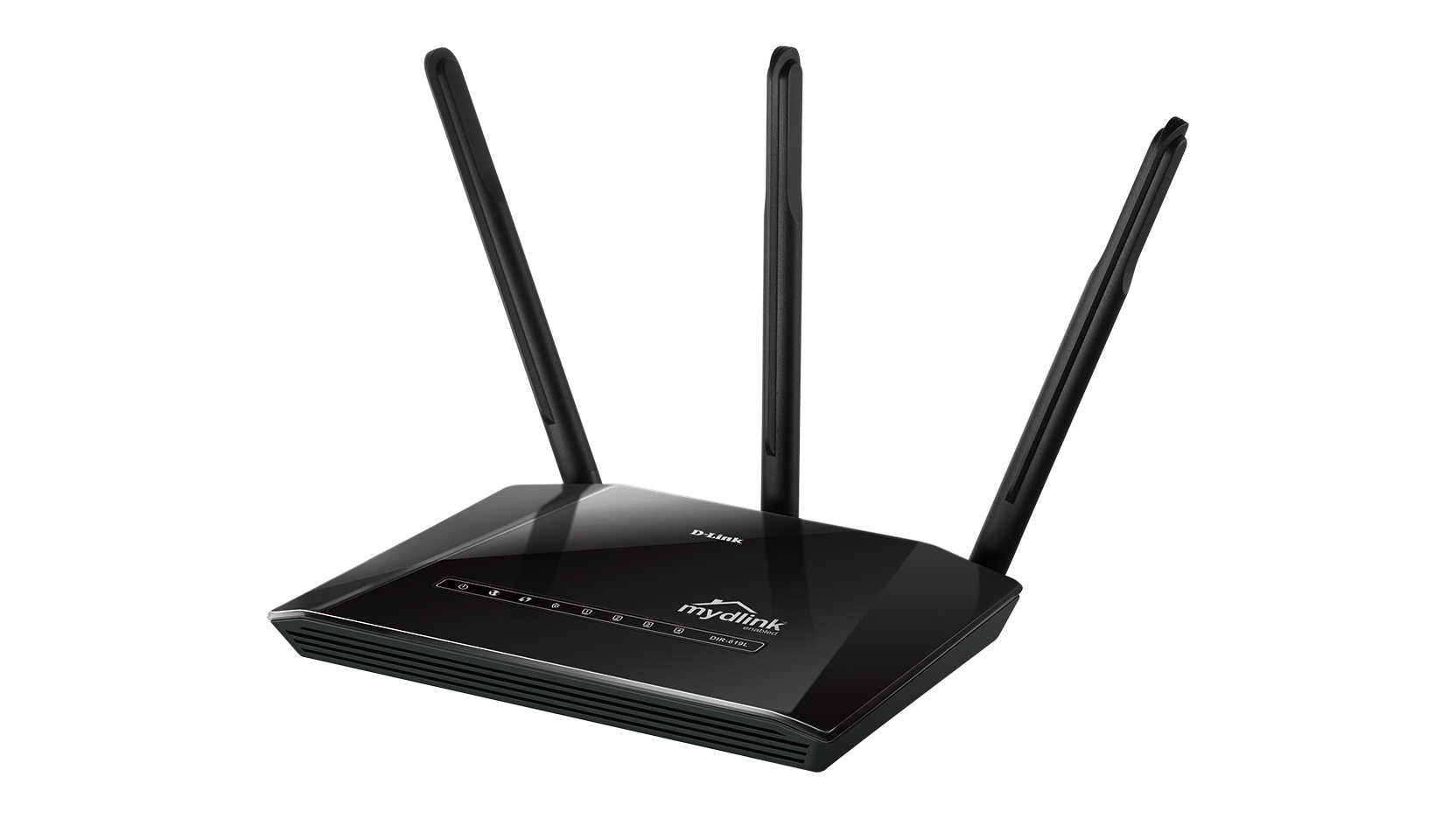 Bộ phát song WiFi D-Link DIR-619L - Wireless N300 High Power Cloud Router