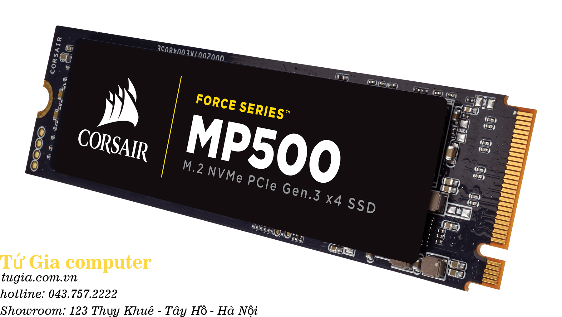Ổ cứng M.2 SSD MP500 120GB
