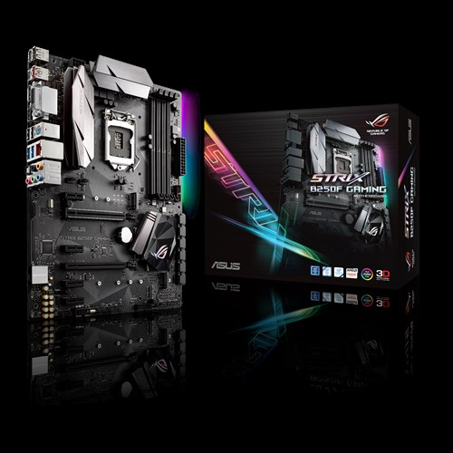 Asus STRIX B250F GAMING (Chipset Intel B250/ Socket LGA1151/ VGA onboard)