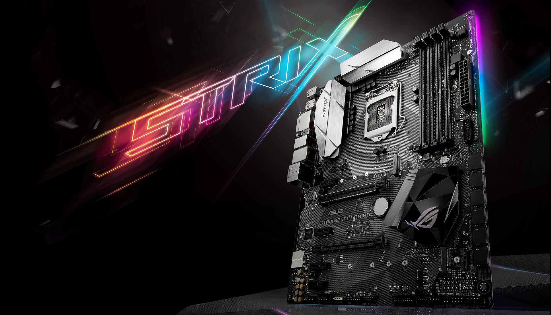 Asus STRIX Z270H GAMING (Chipset Intel Z270/ Socket LGA1151/ VGA onboard)