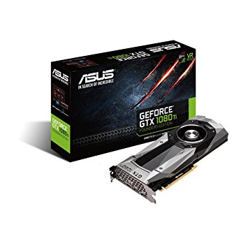Asus GTX1080TI-FE (NVIDIA Geforce/ 8Gb/ DDR5X/ 256