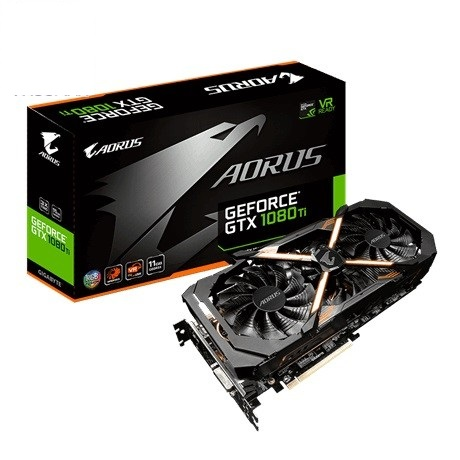 Gigabyte N108TAORUS-11GD (NVIDIA Geforce/ 11Gb/ DDR5X/ 352Bit)