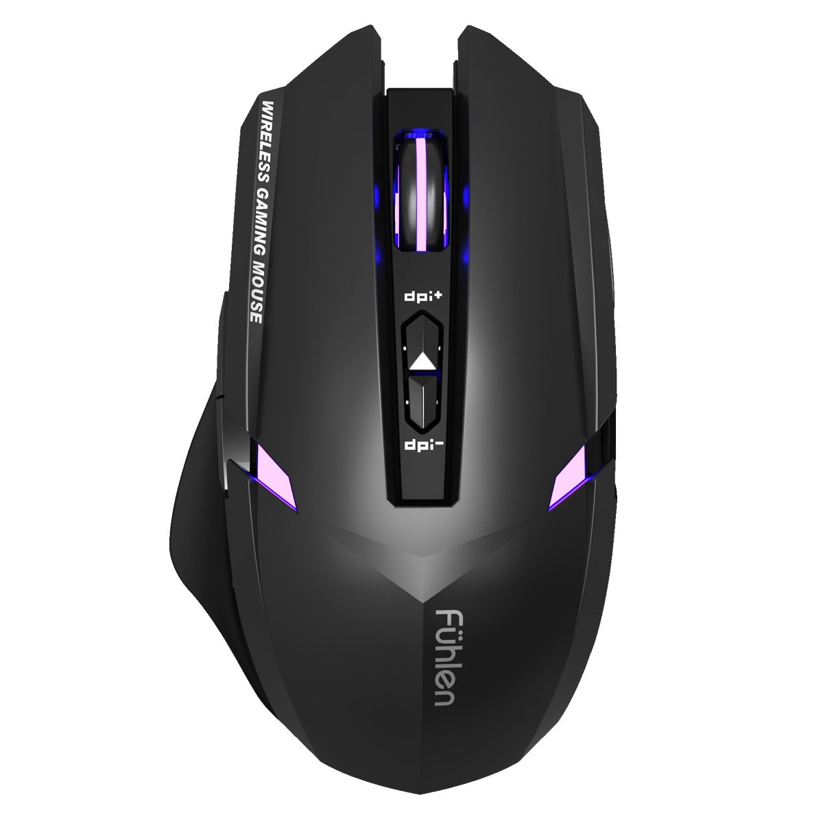 Mouse Fuhlen X100S Optical USB - Gaming