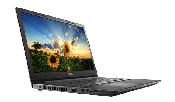 Laptop Dell Vostro 3568-XF6C61 (Black)