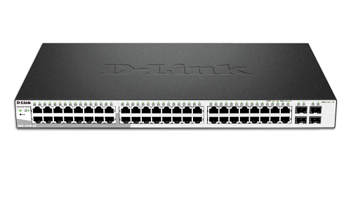 52 Port Gigabit Web Smart Switch including 4 SFP ports