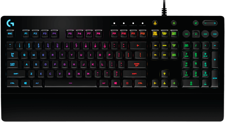 Keyboard Logitech G213 Prodigy RGB Gaming