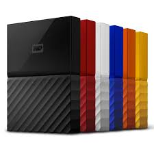 Ổ cứng WD My Pasport 2.5 - 4TB