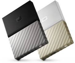 Ổ cứng WD My Passport 2.5 - 4TB