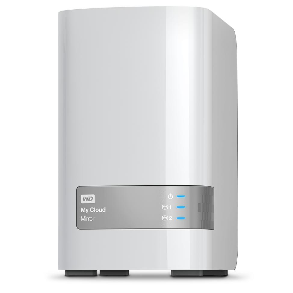 Ổ cứng WD My Cloud 3.5 - 8TB