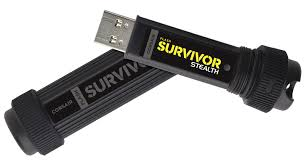 USB 3.0 Survivor Stealth 16GB - CMFSS3B-16GB