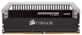 RAM CORSAIR (2 x 8GB) 16G bus 3200 C14 Dominator C